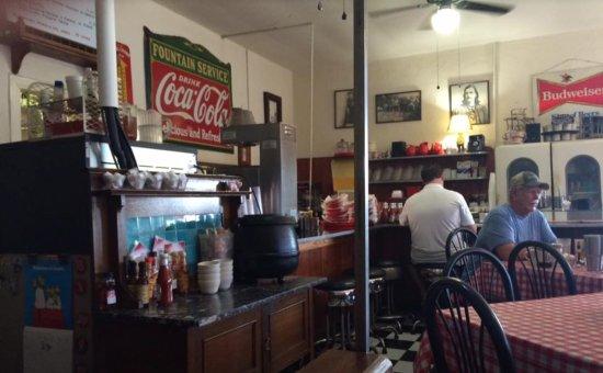 Montgomery Street Cafe: Montgomery St Cafe