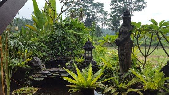 Le jardin de l 39 h tel picture of de klumpu bali eco tradi for Les jardins de bali