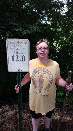 Freeport, IL: Jane Addams Recreation Trail