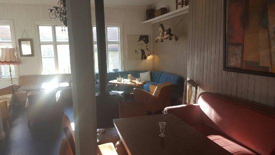 Amli, Norwegia: Waldemars Bors Kaffebar