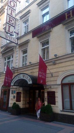 Austria Classic Hotel Wien Picture