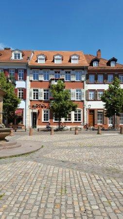 Hotel Garni Am Kornmarkt