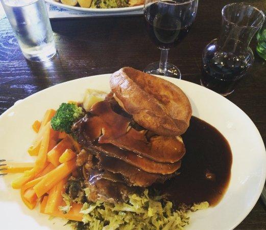 Best Pub Food In Wolverhampton