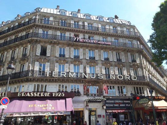 picture of mercure paris terminus nord paris tripadvisor. Black Bedroom Furniture Sets. Home Design Ideas
