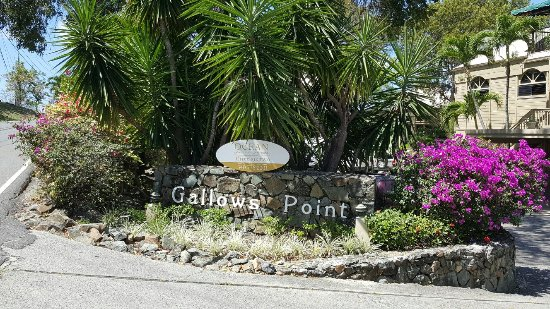 Gallows Point Resort: 20160408_105105_large.jpg