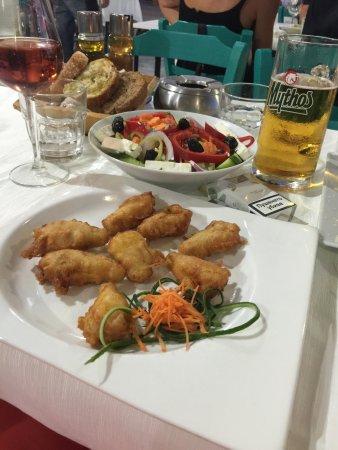 San Antonio Beach Restaurant Real Greek Food Amazing
