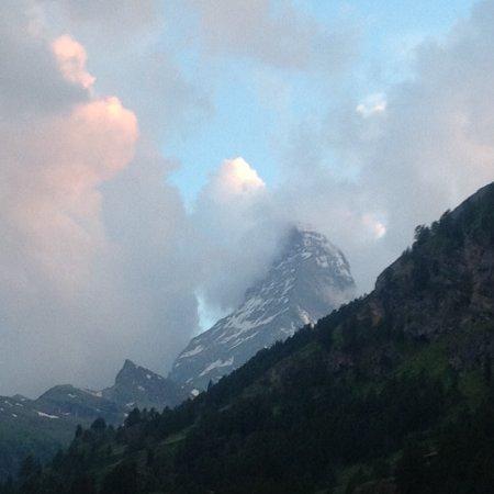Hotel Mirabeau: Endless fascination of the Matterhorn view