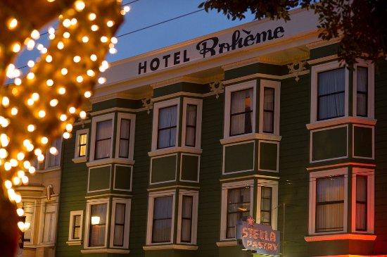 ホテル ボヘミ