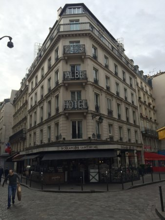Hotel Albe Saint Michel Resmi