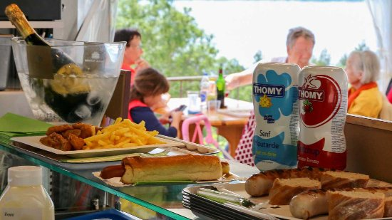 Hotel-Restaurant Mont-Vully: Lamberta Grill / Buvette