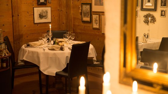 Lugnorre, Швейцария: Restaurant