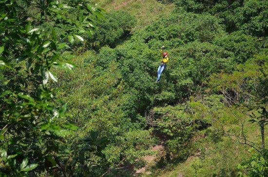 Florencia, Colombia: Canopy en Restaurante La Calera Amazónica