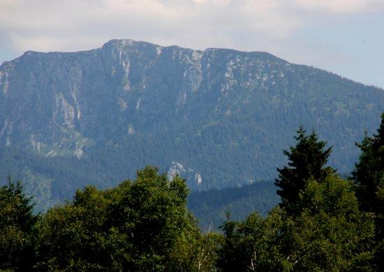 Benediktbeuern, Tyskland: Beneditktenwand