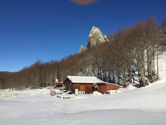 Santo Stefano d'Aveto, Italië: Rifugio prato della cipolla