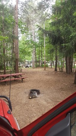 Allendale, Мичиган: T3 Campsite
