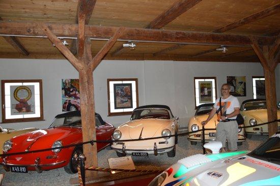 Porsche museum Gmund