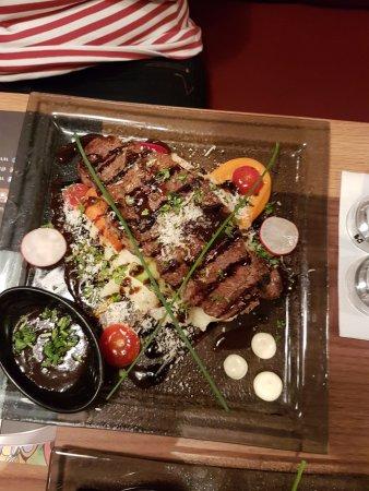 Al Wakra, Qatar: Ribeye Steak