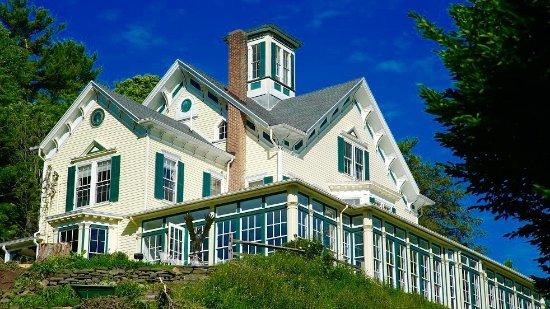 Trumansburg, نيويورك: Our beautiful inn!