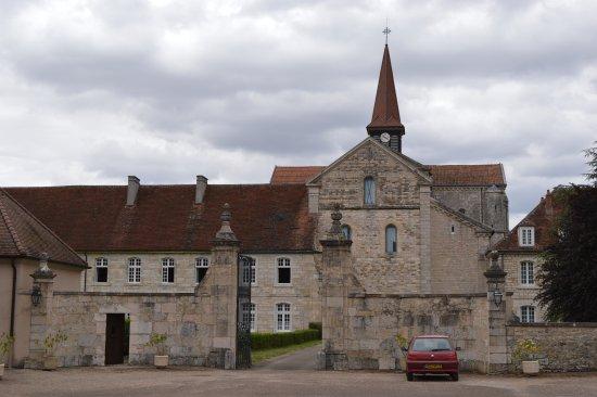 Abbaye d'Acey