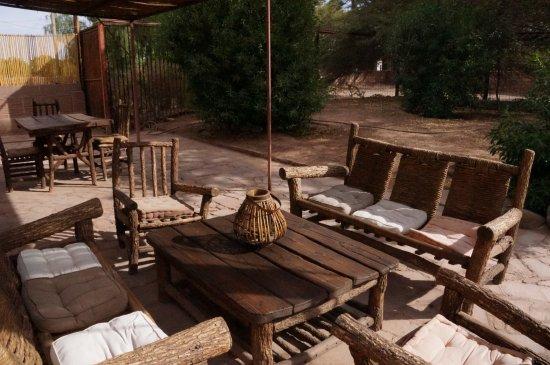 La Casa de Don Tomas: Lounge (www.guiamundoafora.com)