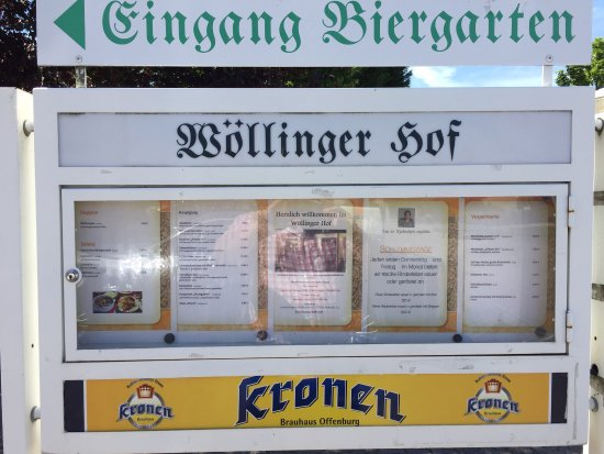 Endingen am Kaiserstuhl, Almanya: Wöllinger Hof