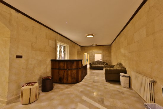 Heybe Hotel: SPA RESEPTION