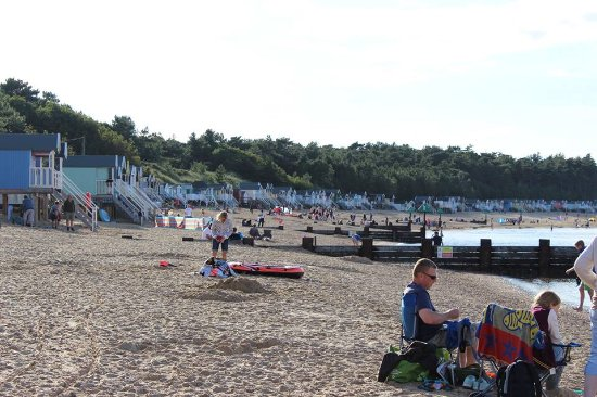 The Merchants House : Wells beach. Well worth a walk along the promenade to find this gem at the end.