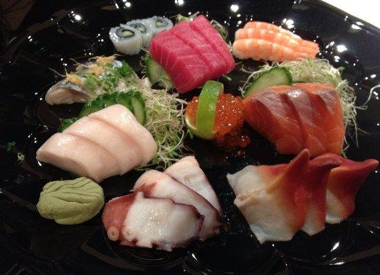 Daimajin Japanese Restaurant : SASHIMI
