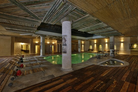 Heybe Hotel: POOL