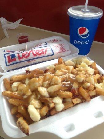 Varennes, Kanada: Restaurant M Patate