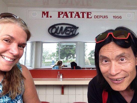 Varennes, Canadá: Restaurant M Patate