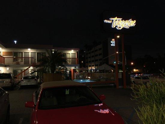 탄제린 호텔 사진
