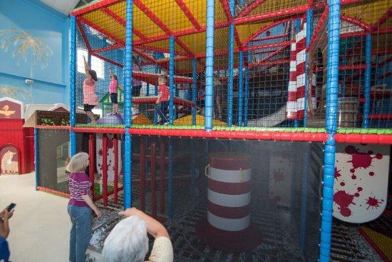 Edaville Railroad: New Soft Play Area
