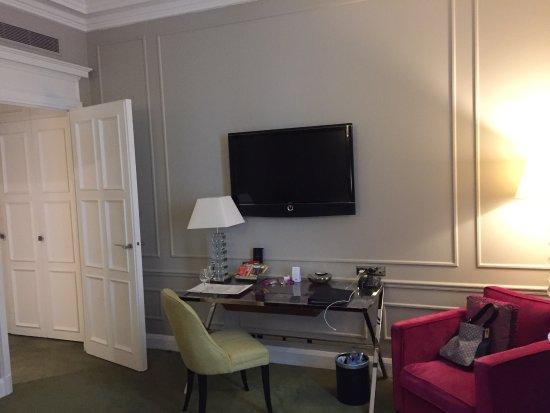 버건디 호텔 사진