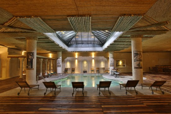 Heybe Hotel: INDOOR POOL