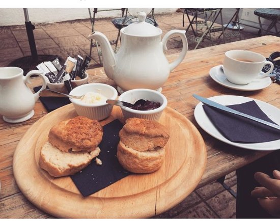 Winscombe, UK: Cream Tea