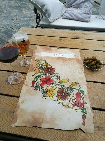 Palau-Saverdera, Spanyol: Comida para sibaritas