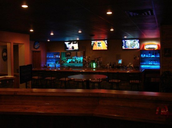 Yankton, Dakota del Sur: Top Shelf liquor selection
