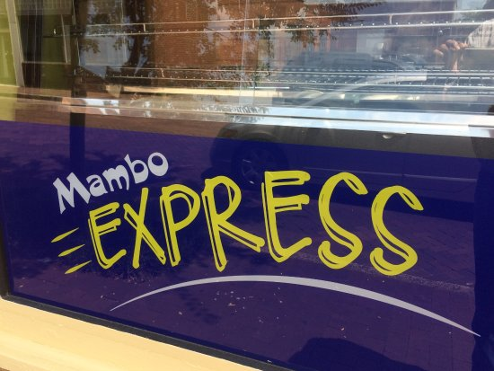 Mambo Grill & Tapas: Mambo Express 2