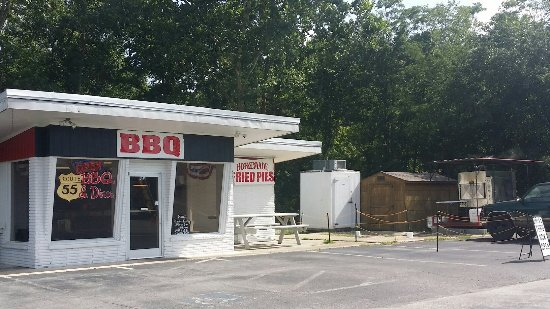 Tullahoma, TN: Route 55 BBQ & Diner