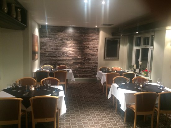The Galleon: Our restaurant