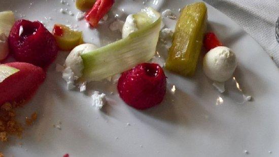EAT Epicurien Avant Tout : Rhubarbe Fraise