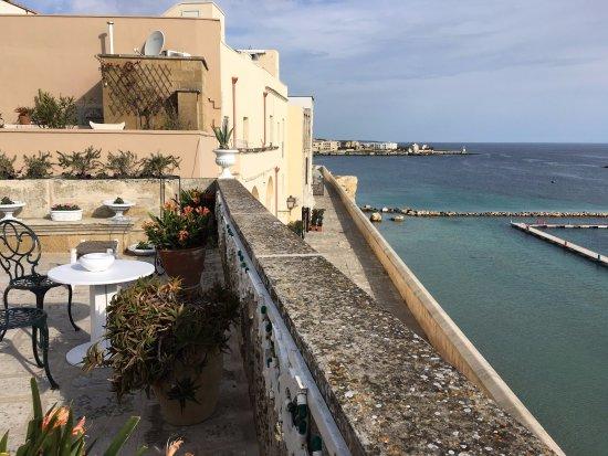 Terrazza panoramica - Picture of Palazzo de Mori, Otranto - TripAdvisor