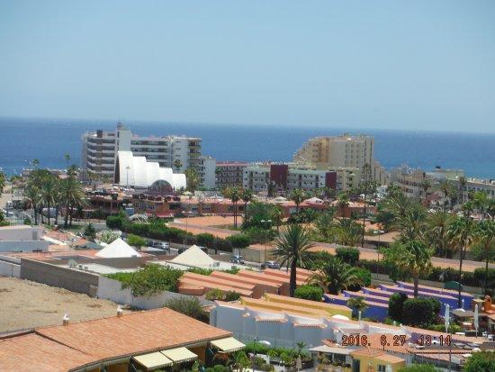 Hotel Servatur Waikiki: vue sur la mer