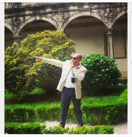 Italo Pendola Visitas Guíadas en Galicia