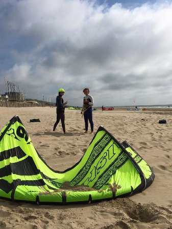 Kitesurfschool Bries