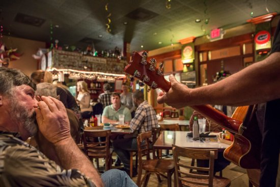 Panama City's thriving music scene is lively and varied. Millie's is just one of the many bars a