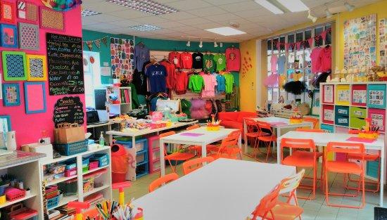 Babi-Beau Creative CafeTenby