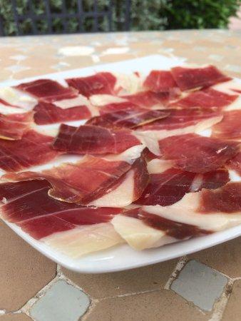 Sant Martí de Llémena, España: Restaurant Arnau Can Perot