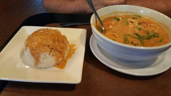 Hor mok talay picture of lanna thai restaurant tulsa for Asian cuisine tulsa